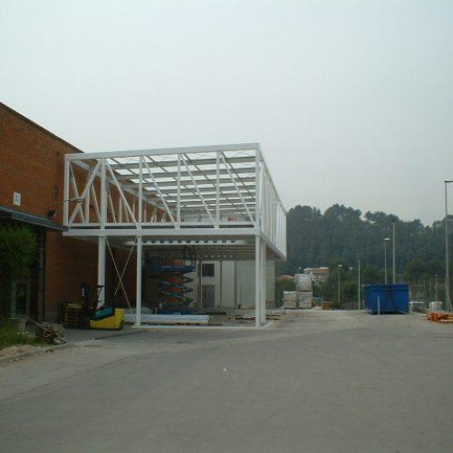 Estructura nave 1