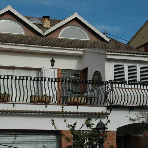 Conjunt barana balcó